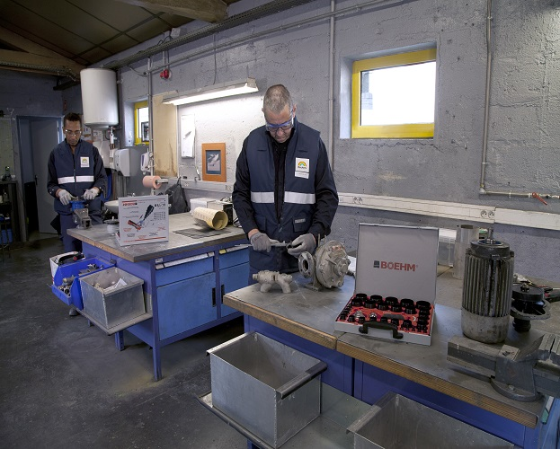 Boehm et la maintenance industrielle