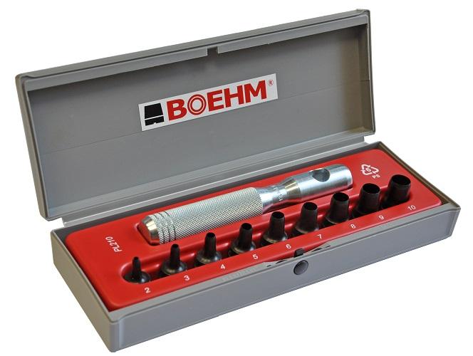 Coffret emporte-pièces BOEHM JLB210