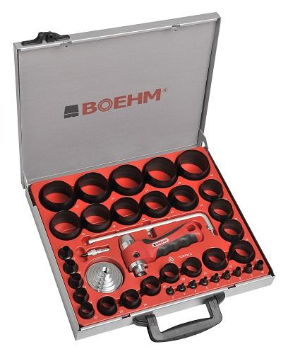 Coffret emporte-pièces Boehm JLB260PACC