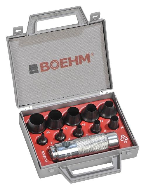 Coffret emporte-pièces BOEHM JLB320CM